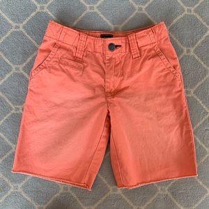 GapKids Boys Size 7 Coral Shorts